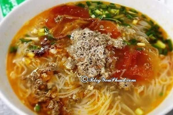 Địa chỉ quán ăn ngon, nổi tiếng ở Nam Định: Du lịch Nam Định nên ăn ở đâu?
