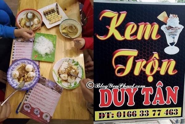 Địa điểm ăn uống ngon, đông khách ở Tuy Hòa, Phú Yên: Du lịch Tuy Hòa nên ăn ở đâu?