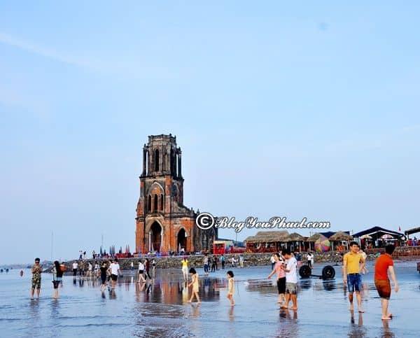 Địa điểm check in đẹp, nổi tiếng ở Nam Định: Du lịch Nam Định nên đi đâu chơi, tham quan?