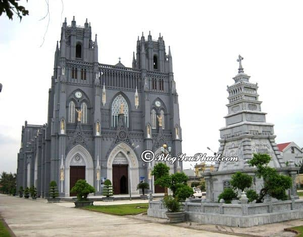 Địa điểm tham quan, check in cực đẹp ở Nam Định: Du lịch Nam Định nên đi đâu chơi, tham quan, ngắm cảnh, chụp ảnh đẹp?