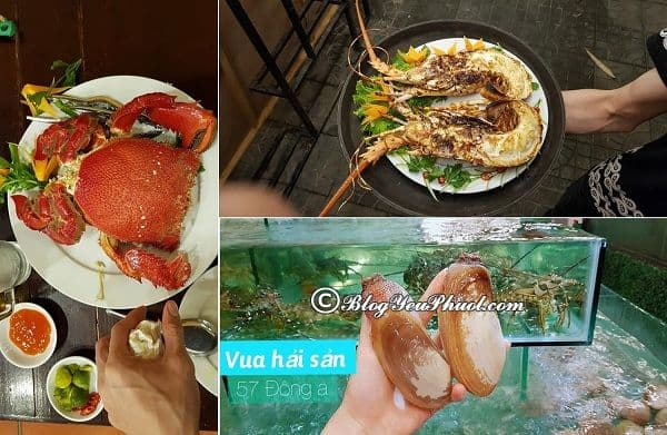 Du lịch nam Định nên ăn ở quán nào? Địa chỉ nhà hàng, quán ăn ngon, nổi tiếng ở Nam Định