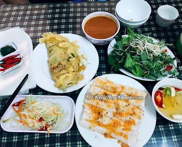 Du lịch Quảng Bình nên ăn đặc sản gì? Món ăn ngon, nổi tiếng ở Quảng Bình
