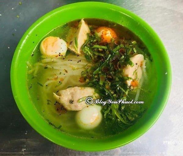 Du lịch Tuy Hòa, Phú Yên nên đi đâu ăn uống? Địa chỉ ăn những món đặc sản nổi tiếng ở Phú Yên