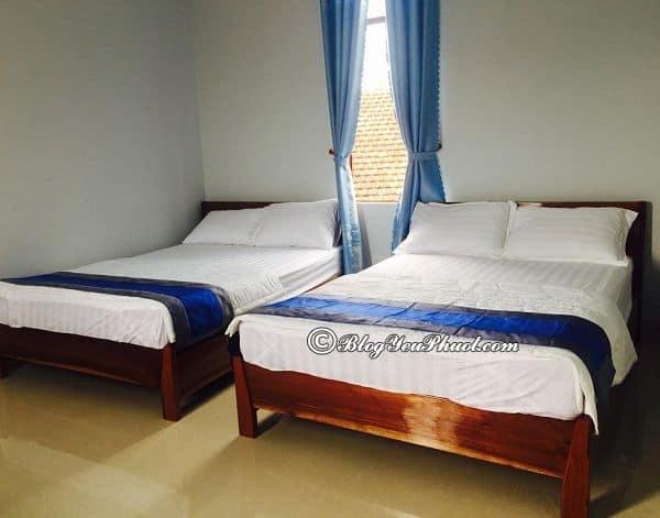 Du lịch Tuy Hòa nên ở khách sạn nào giá bình dân dưới 500k? Những khách sạn đẹp, giá tốt, vị trí thuận lợi ở ven biển Tuy Hòa dưới 500k