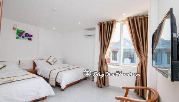 Khách sạn giá rẻ, sạch sẽ ở trung tâm thành phố Quảng Bình: Quảng Bình có khách sạn nào giá rẻ, phòng đẹp?