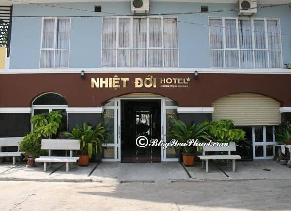 Khách sạn giá rẻ, tiện nghi, sacgh sẽ ở Tuy Hòa dưới 500k: Nên ở khách sạn nào sạch sẽ, giá bình dân ven biển Tuy Hòa dưới 500k