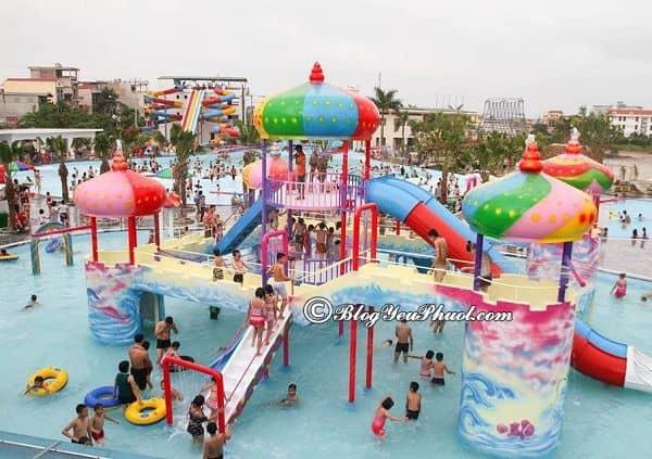Khu vui chơi, giải trí nổi tiếng, thú vị ở Thái Bình: Du lịch Thái Bình đi đâu chơi, tham quan đẹp nhất?