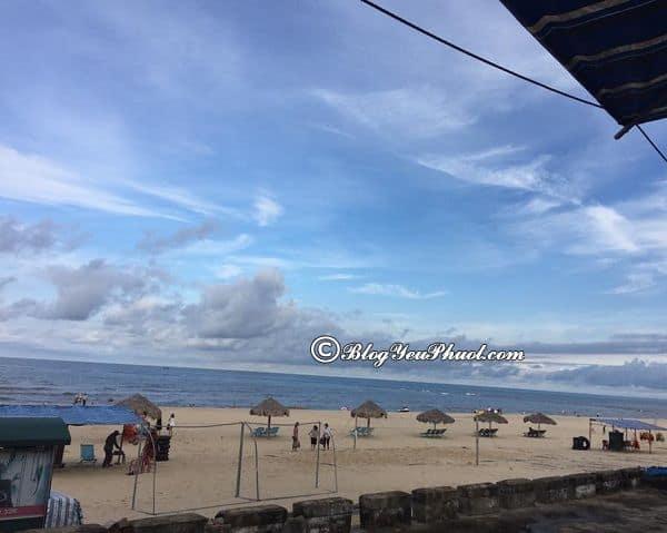 Kinh nghiệm du lịch biển Nhật Lệ, Quảng Bình ăn chơi giá rẻ: Hoạt động vui chơi, giải trí hấp dẫn, nổi tiếng ở biển Nhật Lệ
