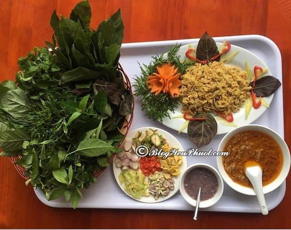 Món ăn đặc sản dân dã độc đáo ở Thái Bình: Du lịch Thái Bình nên ăn đặc sản gì?