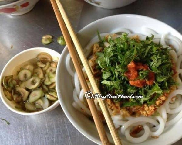 Món ăn đặc sản ngon, nổi tiếng ở Nam Định: Du lịch Nam Định nên ăn món gì?