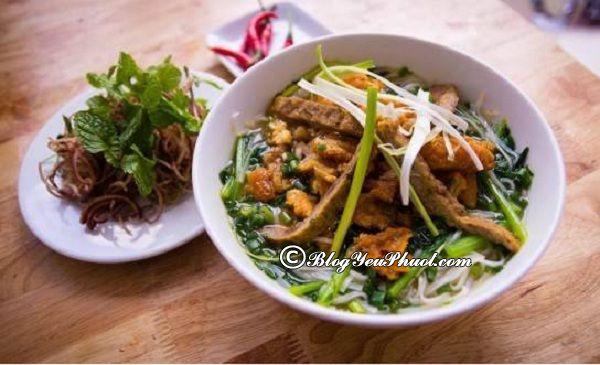 Món ăn dân dã ngon, nổi tiếng ở Thái Bình: Nên ăn món gì khi du lịch Thái Bình?