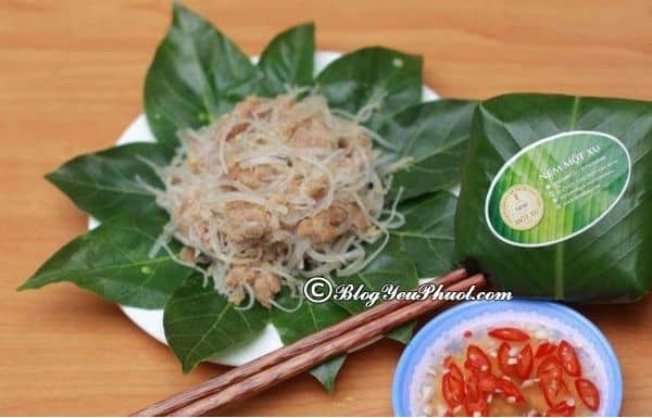 Món ăn nào ngon, nổi tiếng ở Nam Định? Đặc sản dân dã độc đáo ở Nam Định