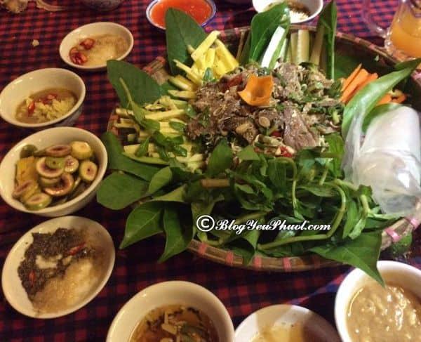 Nam Định có quán ăn nào ngon, nổi tiếng? Địa điểm ăn uống ngon, giá rẻ ở Nam Định
