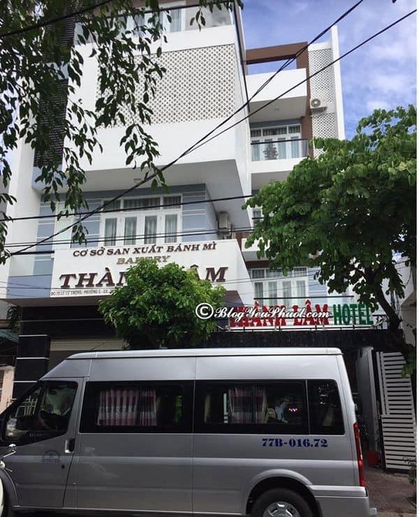 Nên đặt phòng khách sạn nào khi du lịch Tuy Hòa giá rẻ dưới 500k? Những khách sạn bình dân, tiện nghi, gần biển ở Tuy Hòa