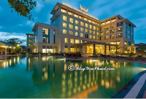 Những khách sạn đẹp, tiện nghi, chất lượng tốt ở Quảng Bình: Du lịch Quảng Bình nên ở đâu?
