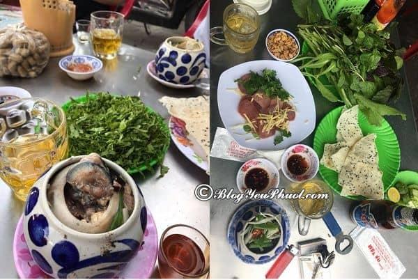 Quán ăn nào ngon, giá rẻ ở Tuy Hòa, Phú Yên: Phú Yên có quán ăn nào ngon, nổi tiếng?