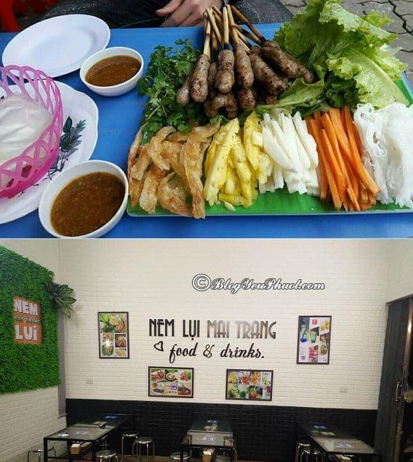 Quán ăn ngon, đông khách ở Nam Định: Nên ăn ở đâu khi du lịch Nam Định?