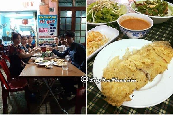 Quảng Bình có quán ăn đặc sản nào ngon, giá rẻ? Nên ăn ở đâu khi du lịch Quảng Bình?
