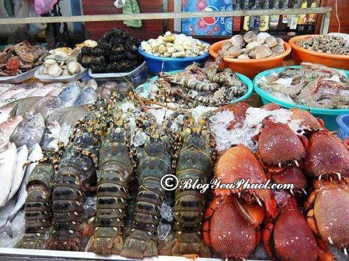 Địa chỉ quán ăn ngon ở Phan Thiết