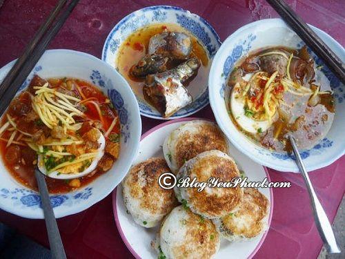 Những địa chỉ ăn bánh căn, bánh xèo ngon nổi tiếng Phan Thiết: Du lịch Phan Thiết ăn vặt ở đâu?