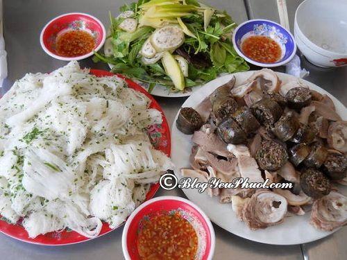 Nhà hàng quán ăn ở Phan Thiết: Phan Thiết có quán ăn nào ngon? Địa điểm ăn uống nổi tiếng ở Phan Thiết