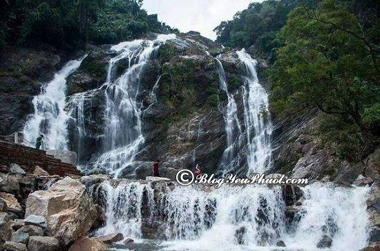 Thác Trắng Minh Long - đi đâu, chơi gì ở Quảng Ngãi? Những địa điểm du lịch nổi tiếng ở Quảng Ngãi