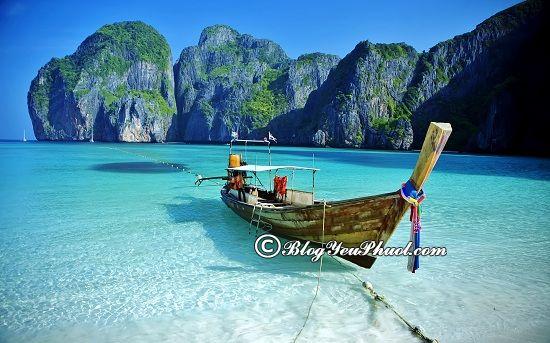 Du lịch Phuket, Thái Lan 4 ngày 3 đêm tự túc: Hướng dẫn lịch trình du lịch Phuket, Thái Lan 4 ngày 3 đêm