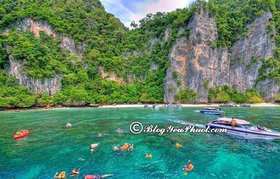 Tour du lịch Thái Lan Phuket 4N3Đ: Tư vấn lịch trình du lịch Phuket 4 ngày 3 đêm giá rẻ