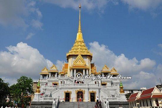 Tư vấn lịch trình du lịch Bangkok - Pattaya 6 ngày 5 đêm: Du lịch Bangkok - Pattaya 6 ngày 5 đêm đi những đâu?