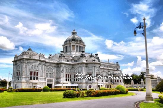 Hướng dẫn lịch trình du lịch Bangkok - Pattaya 6 ngày 5 đêm tự túc: Du lịch Bangkok - Pattaya 6 ngày 5 đêm đi đâu chơi, lịch trình như thế nào?