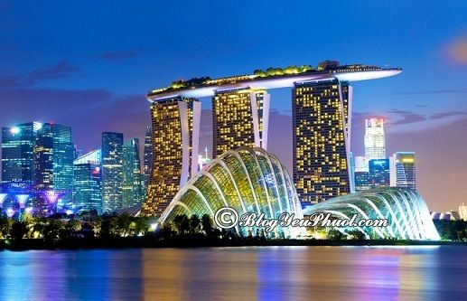 Du lịch Singapore - Malaysia 5N4Đ nên đi đâu? Hướng dẫn lịch trình du lịch Singapore - Malaysia 5 ngày 4 đêm
