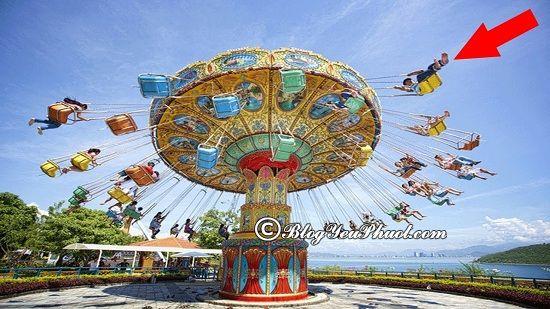 Khu vui chơiVinwonders Nha Trang: Những trò chơi mạo hiểm, thú vị ở Vinpearl Land Nha Trang