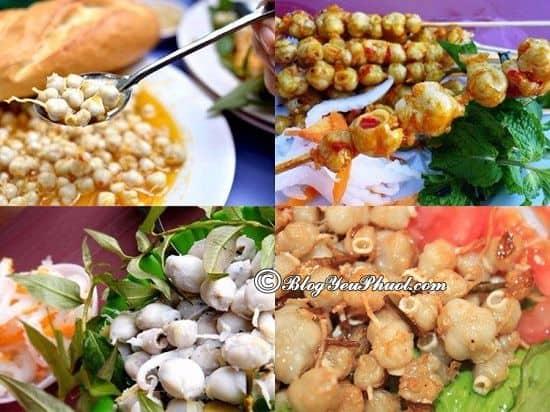 Những món ăn nổi tiếng ở Phan Thiết: Nên ăn món gì khi du lịch Phan Thiết