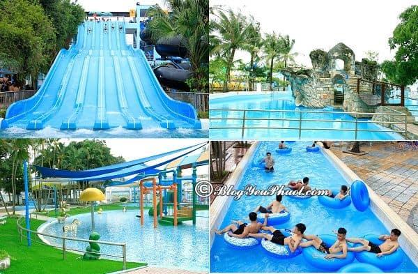 Chơi gì ở công viên nước Hồ Tây, Hà Nội: Hoạt động vui chơi, giải trí nổi tiếng, hấp dẫn ở công viên nước Hồ Tây, Hà Nội
