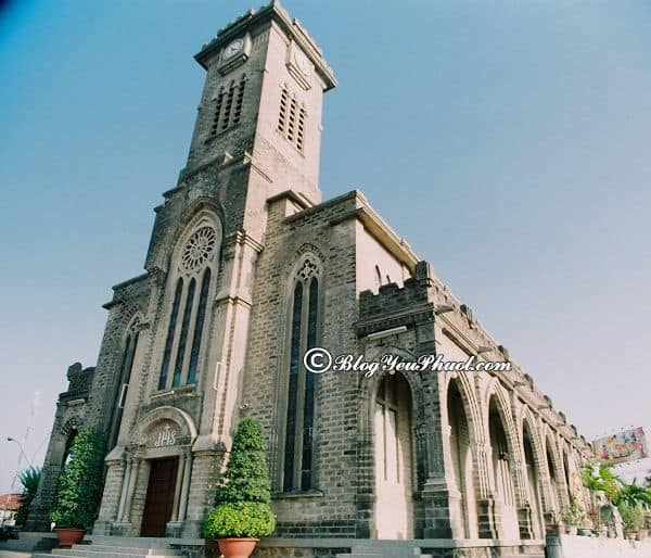 Địa điểm check in cực hot ở Nha Trang: Nha Trang có địa điểm du lịch nào đẹp, nổi tiếng?