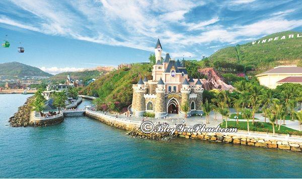 Địa điểm du lịch nổi tiếng ở Nha Trang: Du lịch Nha Trang nên đi đâu chơi, tham quan?