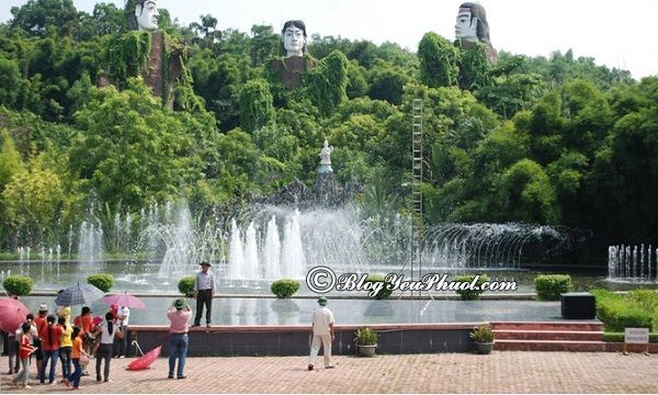 Địa điểm tham quan nổi tiếng ở Thái Nguyên: Du lịch Thái Nguyên nên đi đâu chơi?