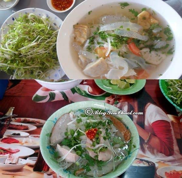 Du lịch Nha Trang nên ăn món đặc sản gì? Món ngon ẩm thực đặc sắc ở Nha Trang