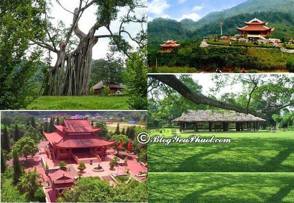 Du lịch Thái Nguyên nên đi đâu chơi? Địa điểm du lịch nổi tiếng ở Thái Nguyên