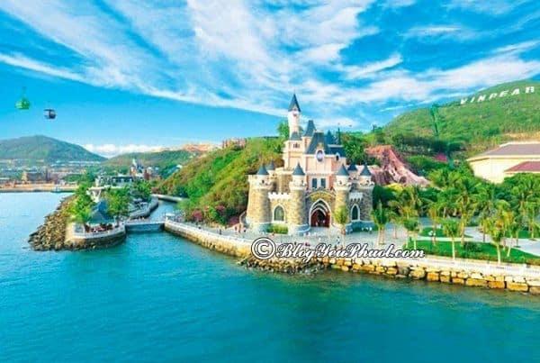 Hướng dẫn lịch trình du lịch Nha Trang 4 ngày 3 đêm từ A-Z: Kinh nghiệm du lịch Nha Trang 4 ngày 3 đêm