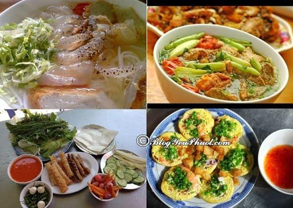 Kinh nghiệm ăn uống khi du lịch Nha Trang 4 ngày 3 đêm: Tư vấn lịch trình du lịch Nha Trang 4 ngày 3 đêm