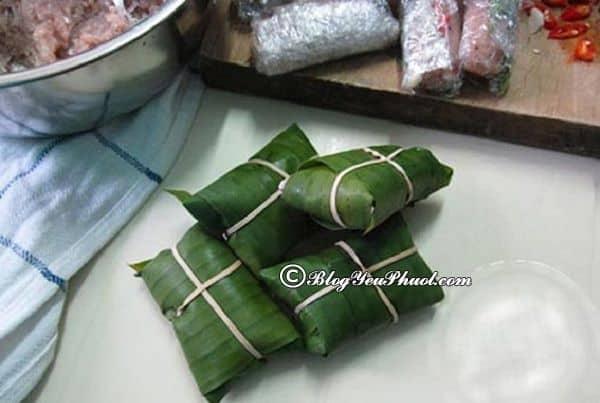 Món ăn đặc sản dân dã, hấp dẫn ở Thái Nguyên: Du lịch Thái Nguyên nên ăn món gì?