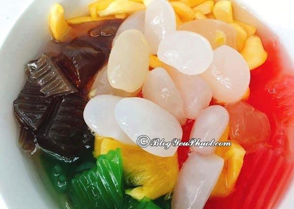 Món ăn gì ngon, nổi tiếng ở Nha Trang: Nha Trang có đặc sản gì?