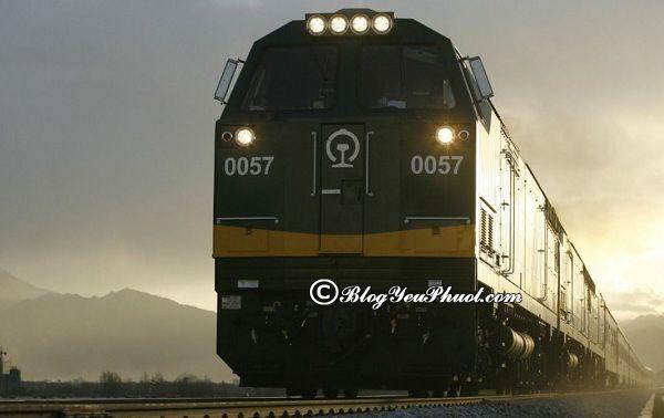 Các phương tiện di chuyển đến Nam Kinh từ Bắc Kinh: Hướng dẫn cách di chuyển từ Bắc Kinh đến Nam Kinh kèm giá vé, lịch chạy tàu
