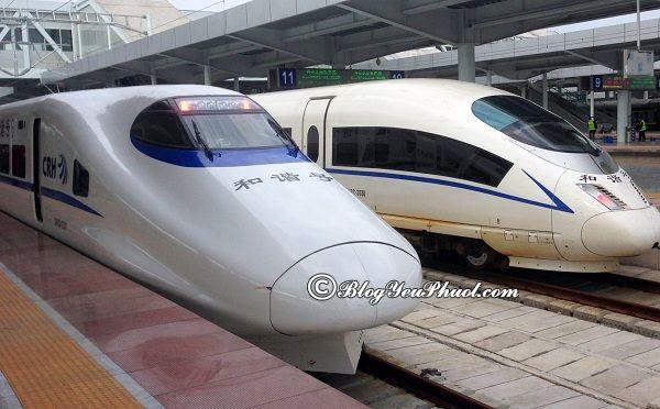 Đi từ Bắc Kinh đến Nam Kinh bằng phương tiện gì? Kinh nghiệm di chuyển từ Bắc Kinh đến Nam Kinh tự túc, giá rẻ