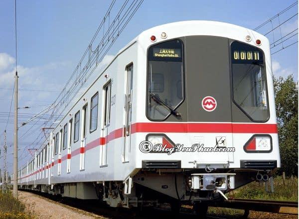 Đi từ Thượng Hải đến Hàng Châu như thế nào, chi phí bao nhiêu? Các loại phương tiện di chuyển từ Thượng Hải đến Hàng Châu