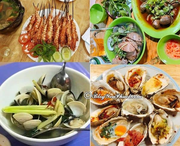 Địa chỉ nhà hàng, quán ăn ngon, bổ, rẻ ở Nha Trang: Du lịch Nha Trang nên ăn ở đâu?