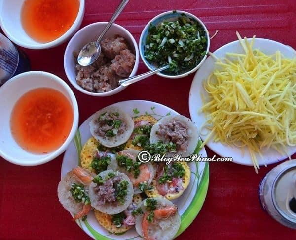 Địa chỉ quán ăn ngon, nổi tiếng, giá rẻ ở Nha Trang; Du lịch Nha Trang nên ăn ở đâu?