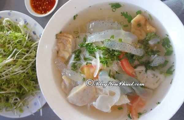 Địa điểm ăn uống ngon, nổi tiếng ở Nha Trang: Du lịch Nha Trang nên ăn ở quán nào?
