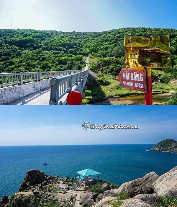 Địa điểm ngắm cảnh, chụp ảnh đẹp ở Tuy Hòa, Phú Yên: Du lịch Tuy Hòa nên đi đâu chơi, tham quan?